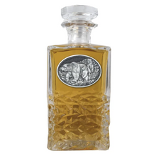 Grizzly Bear Heritage Decanter | Heritage Pewter | HD105
