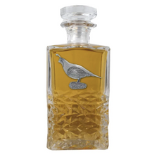 Quail Heritage Decanter | Heritage Pewter | HD3140