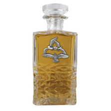 Seagull Heritage Decanter | Heritage Pewter | HD4140