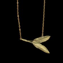 Sage Design Dainty Necklace | Michael Michaud Jewelry | 9265BZ