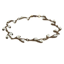 Pussy Willow Bracelet | Michael Michaud Jewelry | SS7023bzwp