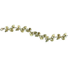 Irish Thorn Leaves Bracelet | Michael Michaud Jewelry | SS7154BZWP