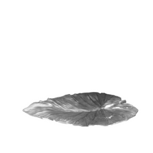 Elephant Ear Large Leaf Silver Plated Centerpiece Bowl | U-49 | D'Argenta