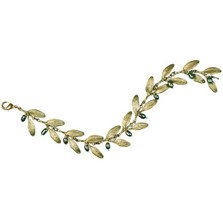 Olive Bracelet | Michael Michaud Jewelry | SS7177bzop