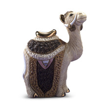 Camel Ceramic Figurine   De Rosa  