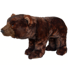 Cinnamon Bear Footrest | Ditz Designs | DIT60051