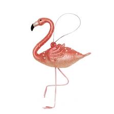 Flamingo Beaded Ornament | ORN73457