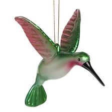 Hummingbird Glitter Ornament | ORN74820