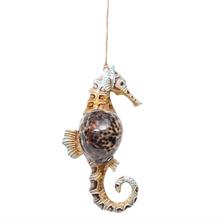 Seahorse Cowry Ornament | Gallerie II Designs | ORN72727