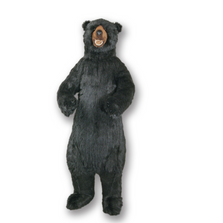 Standing Grizzly Bear Smiling with Teeth Plush Stuffed Animal | Ditz Designs | DIT75035