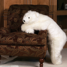"48"" Plush Polar Bear 