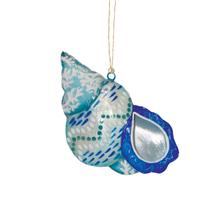 Bondi Beach Seashell Ornament   ORN73358-1   Gallerie II