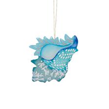 Bondi Beach Seashell Conch Ornament   ORN73358-2   Gallerie II