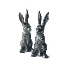 Rabbit Salt Pepper Shakers | Menagerie | M-PWSP07-082