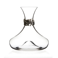 Elephant Crystal Wine Decanter | Menagerie | M-MWD-E2058