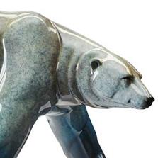 Northern Lights – Polar Bear Sculpture | WWD6567426075
