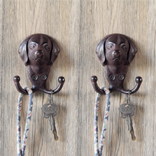 Good Dog Wall Hooks  Set of 2 | 51331 | SPI Home