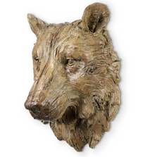 Bear Head Wall Hanging | 48153  | SPI Home