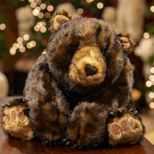 "26"" Plush Grizzly Bear 