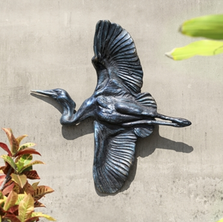 Flying Heron Wall Hanging | 51118 | SPI Home