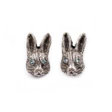 Bunny Stud Earrings | La Contessa Jewelry | LCERBunnyStud