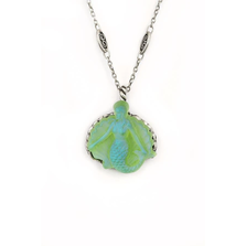 Mermaid Necklace | La Contessa Jewelry | LCNK-9500