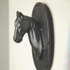 Horse Wall Hook | Manual Woodworkers | IMWHHH