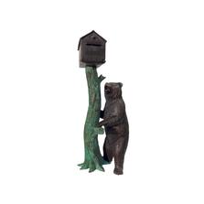 Bear Mailbox  | Metropolitan Galleries | SRB48388
