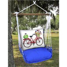 Bike with Watermelon Hammock Chair Swing   Magnolia Casual   PBMLT909SWST