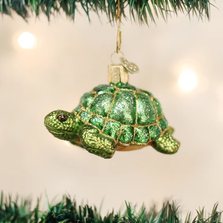 Tortoise Glass Ornament | OWC12198