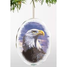 Bald Eagle Crystal Ornament | Pride | Wild Wings