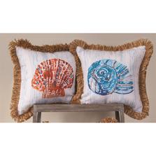 Beach Life Reversible Pillow | Manual Woodworkers | SLBELA