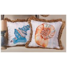 Beach Life Reversible Pillow | Manual Woodworkers | SLBELB