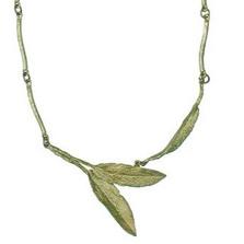 Sage Design Necklace | Michael Michaud Jewelry | SS7790BZ -2