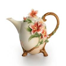 Azalea Teapot | FZ01338 | Franz Porcelain Collection