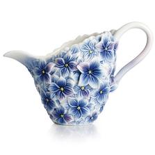 Floral Bouquet Creamer   FZ02276   Franz Porcelain Collection