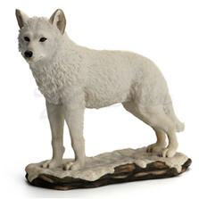 Arctic Wolf Sculpture | Unicorn Studios | USIWU75695AA