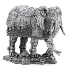 Steampunk Mechanical Elephant Sculpture | Unicorn Studios | WU77823A2