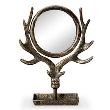Antler Table Mirror | 51023 |SPI Home