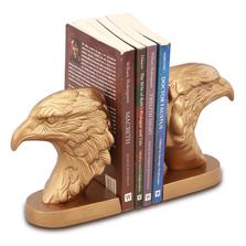 Eagle Head Bookends | 21021 | SPI Home