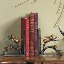 Sparrow Bookends | 50376 | SPI Home
