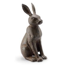 Good Listener Rabbit Garden Sculpture | 64043 | SPI Home