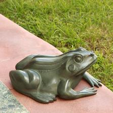 Happy Hopper Garden Sculpture | SPI Home