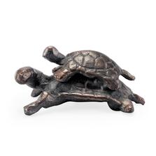Traveling Turtles Sculpture | 51039 | SPI Home