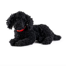 Black Doodle Best Friend Plush Lap Dog | Ditz Designs | DIT40640