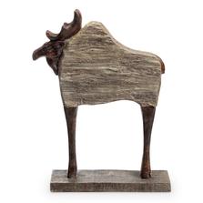 Moose Desktop Decor | 48116 | SPI Home