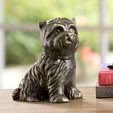 Aggie the Pup Sculpture   34620   SPI Home