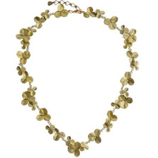 Clover All Leaf Necklace | Michael Michaud Jewelry | SS8210BZ