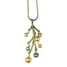 String of Beads Shower Pendant | Michael Michaud Jewelry | SS8849bz -2