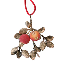 Crab Apple Ornament  | Michael Michaud Table Art | taOR9374AB